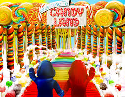 candyland board background. Brilliant Board Welcome To Candy Land Intended Candyland Board Background L