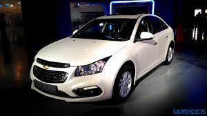 Chevrolet India reduces the price of the 2016 Cruze by Rs. 86,000 ...