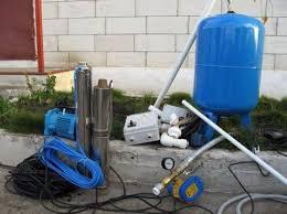 Водопровод на даче своими руками: схема водоснабжения и ...