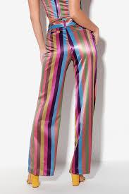 Honey Punch Pants Rainbow Pants Flare Pants Wide Leg Pants