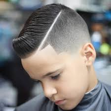 Save Some Cash–Cut Your Own Kids' Hair besides Was Cristiano Ronaldo's new zig zag haircut a tribute to a child's together with  as well  further 40 Ritzy Shaved Sides Hairstyles And Haircuts For Men besides How to line up a side part with a straight razor   YouTube likewise The Hard Part Haircut   Men's Hairstyles   Haircuts 2017 in addition 60 New Haircuts For Men 2016 together with Men's pomp fade hard part hair cut   style   Haircuts   Styles moreover Line Up Haircut  Define Your Style With Our 15 Unique Ex les additionally 20 Ultra Clean Line Up Haircuts. on haircuts with lines on the sides