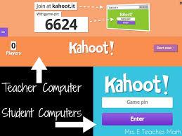how to create a kahoot a fun formative essment that keeps kids ened mrseteachesmath