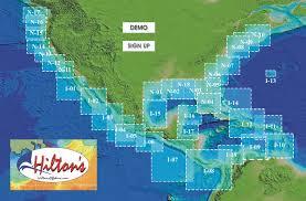 Hiltons Realtime Navigator Fish Finding Service