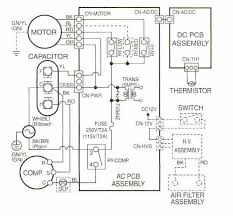 central air conditioning wiring diagram wiring diagram central ac unit motor wiring diagram image about