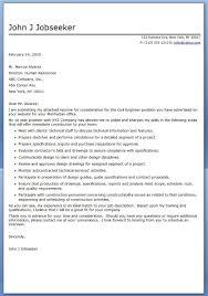 cover letter for civil engineer job application draftsman cover letter