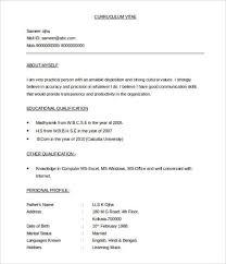cv abbreviation resume resume ideas