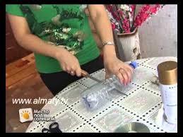 Как сделать горшки из бутылок для <b>растений</b>? - YouTube