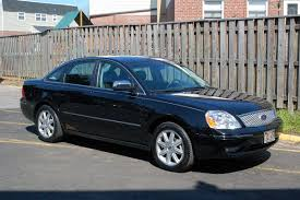 Ford Five Hundred - Wikipedia