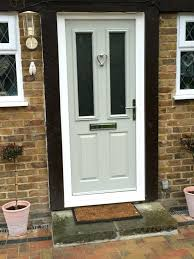 1950s front door styles posite front door in similar colour to farrow ball french grey ral