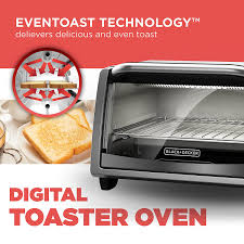 Quilted Kitchen Appliance Covers Amazoncom Black Decker To1380ss 4 Slice Digital Toaster Oven