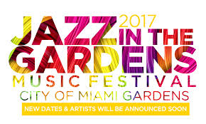 12th annual jazz in the gardens festival 2017