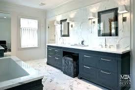 dark gray bathroom vanity sink cabinet grey tile ideas tiles small bat