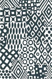 black and white chevron rug black and white runner rug black and white rugs modern rugs