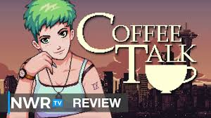 It is a game that depicts lives as humanly as possible. Coffee Talk Switch Review Youtube