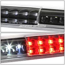 black housing led 3rd third brake cargo light for 99 07 chevy black housing led 3rd third brake cargo light for 99 07 chevy silverado sierra
