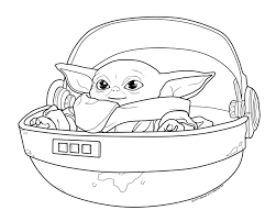 May the Fourth Be With You - Baby Yoda is Love ^_^ by thewickedmrshicks on  DeviantArt