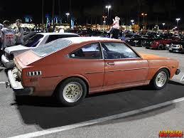 1977 Toyota Corolla SR5 Sport Coupe | GenHO