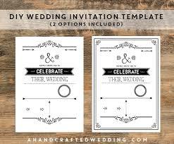 diy wedding invitation template. diy wedding invitations templates amazing idea 5 invitation template t