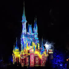 better disney world pictures at night