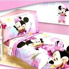 Twin Size Minnie Mouse Bedding Mouse Pink Full Twin Size Comforter ...