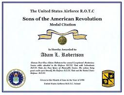 Military Certificate Templates Amazing Army Award Template Metaxiaco