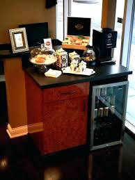 office coffee bar. Coffee Bar Ideas For Office Furniture Cabinet .