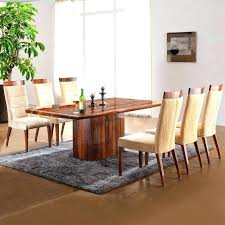 area rug dining table under coffee image of best only