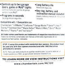 overhead door opener battery how overhead garage door remote battery replacement overhead door garage door opener