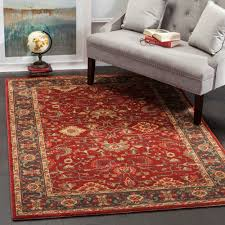 Red Living Room Rug Charlton Home Coleraine Red Navy Area Rug Reviews Wayfair