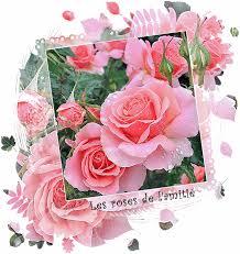 """Résultat de recherche d'images pour """"GIF BON W avec une rose"""""""