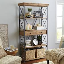 Pier One Bedroom Java Bookcase Bookcases Pier 1 Imports And Java