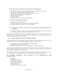 We provide a variety of free and printable contract templates for you. Cleaning Service Contract European Union Free Download