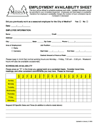 employment information sheet employee information sheet pdf edit online fill out download