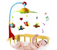 aliexpresscom  buy  degrees rotating baby rattles baby