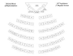 Senate Seating Chart House Seating Chart Guide To The 53rd Legislature 1st