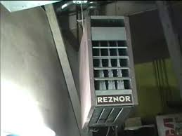 reznor gas fired unit heater