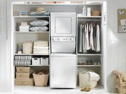 Washer Dryer Cabinet home design laundry room ideas stacked washer dryer craft room 4603 by uwakikaiketsu.us