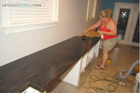office counter tops. Plywood Countertops - Oak Office Counter Tops