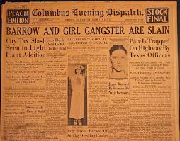 best bonnie and clyde images bonnie clyde bonnie and clyde newspaper articles google search