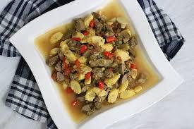 Kreasi bumbu kuning jadi salah satu yang wajib dicoba untuk pecinta daging ayam. Resep Hati Ampela Jagung Bumbu Kuning Food Nitalanaf Food Blogger