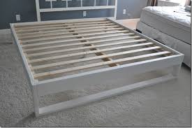 Fascinating Simple Bed Frame Plans 69 In House Decoration with Simple Bed  Frame Plans
