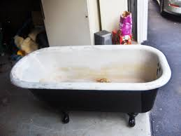cleaning cast iron bathtub ideas