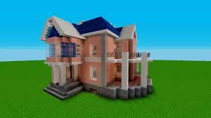 house dazzling medium house design 18 minecraft easy ideas medium house design