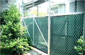 wire fence covering. Chain Link Fence Decorating Ideas Covering  On A Budget Styles . Wire O