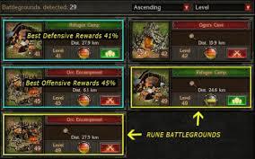 Genuine Stormfall Rise Of Balur Battleground Strategy Rise
