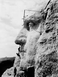 Original Design For Mt Rushmore Construction Of Mount Rushmore Wikipedia