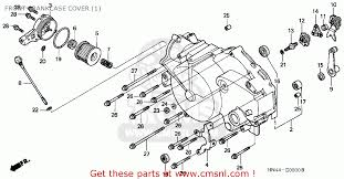 honda rancher engine diagram honda wiring diagrams