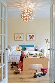cute room love the light fixture