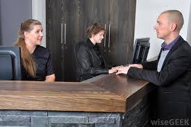 hospitality resume sample writing guide resume genius cover letter front desk receptionist resume motel front