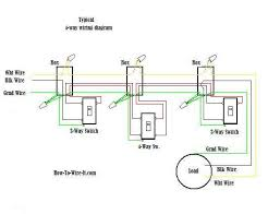 wiring a way switch 4 way switch wiring diagram